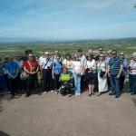 Británicos en Laguardia (Rioja Alavesa)