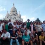 Grupo de Badajoz en Paris