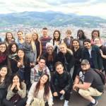 Estudiantes de Erasmus en Bilbao
